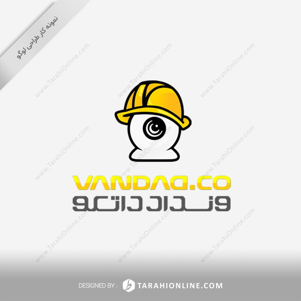 طراحی لوگو شرکت ونداد داتکو