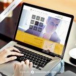 طراحی سایت شخصی ، حرفه ای
