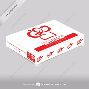 طراحی جعبه تهیه غذای سورن