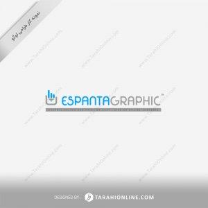 طراحی لوگو اسپانتا گرافیک