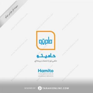 طراحی لوگو اپلیکیشن حامیتو