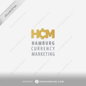 طراحی لوگو صرافی هامبورگ