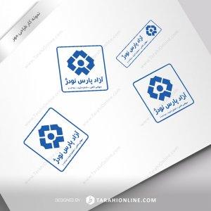 طراحی مهر آزاد پارس نودژ