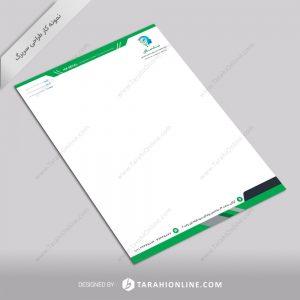 طراحی سربرگ مرکز مشاوره نیک سگال