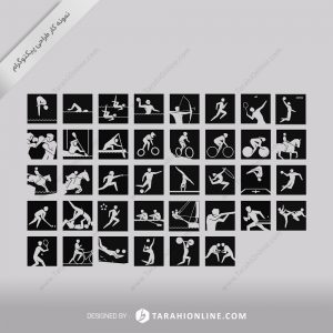 طراحی پیکتوگرام - ۵