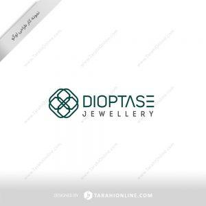 طراحی لوگو شرکت بازرگانی جواهر دیاپتیس