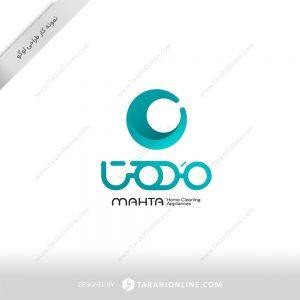 طراحی لوگو تولید لوازم منزل مهتا