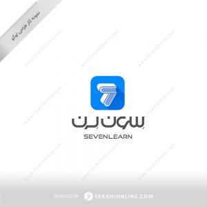 طراحی لوگو وبسایت سون لرن