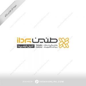 طراحی لوگو خدمات پرداخت الکترونیک طنین پرداز