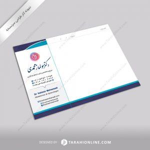 طراحی سرنسخه دکتر سولماز محمدی