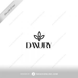 طراحی لوگو خرما داکسوری