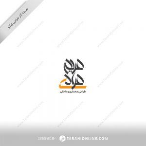 طراحی لوگو لوگوی شخصی مریم مرادی - معمار