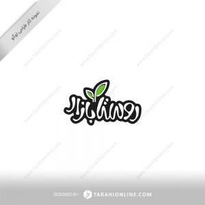 طراحی لوگو اپلیکیشن روستابازار